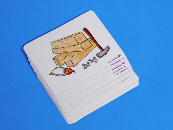 Sticker Tätigkeit aus der Schul-Edition