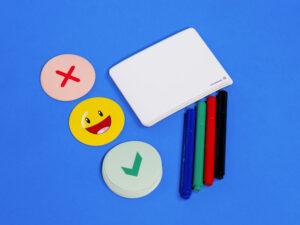 Sticker aus der Schul-Edition